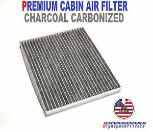 Image Is Loading Premium Charcoal Carbon Cabin Air Filter For
