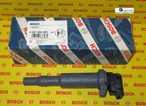 00042 NEW OEM 0221504465 BMW Ignition Coil BOSCH