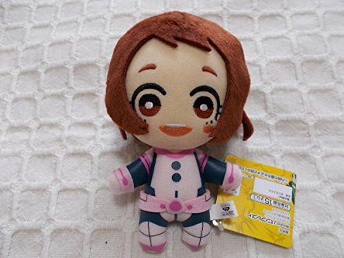 My Hero Academia Tomonui Plush Doll Stuffed toy Uraraka Ochaco Anime JAPAN