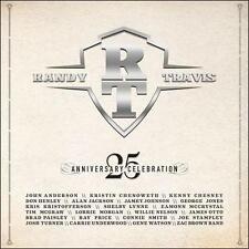 NEW - Randy Travis 25th Anniversary Celebration by Randy Travis