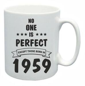 60th-Novelty-Birthday-Gift-Present-Tea-Mug-No-One-Is-Perfect-1959-Coffee-Cup