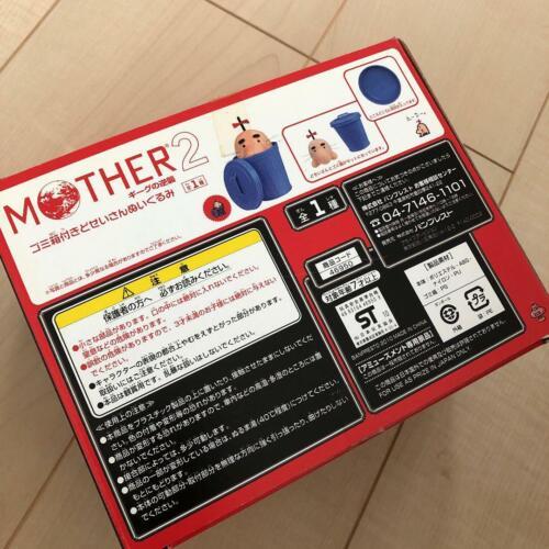 Mother 2 Dosei san plush with trash can BANPREST Gieg/'s Counterattack Japan
