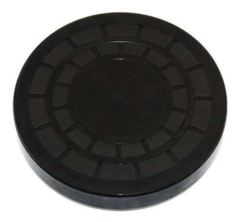 EC60x8-VK Nitrile Rubber End Cap Covers Plugs Seal 60mm Outside Diameter 8mm Wid