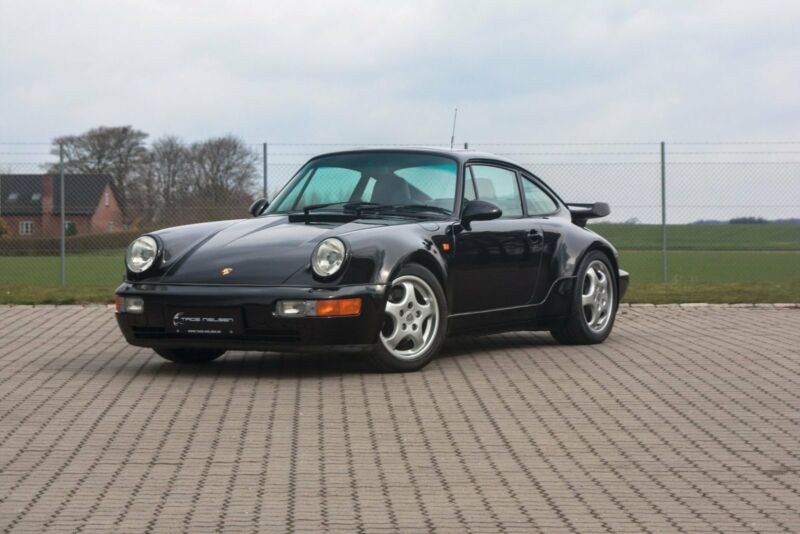 Porsche 911 Turbo - 8