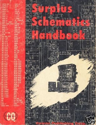 Surplus Schematics Handbook CDROM KE3GK PDF