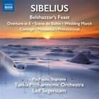 Orchestral Works - Sibelius Turku Philharmonic Orchestra 2015 CD