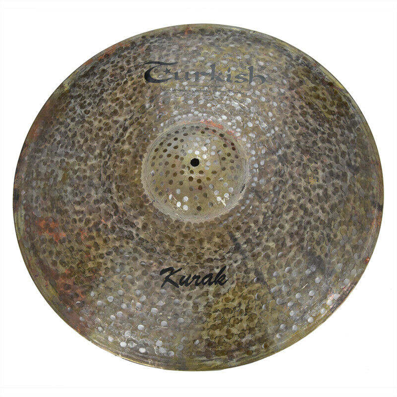 TURKISH CYMBALS cymbale Kurak 20  Ride 2637g