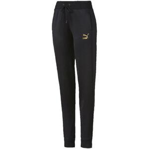 658c36c7a Puma No.1 Logo Sweatpants Womens Jogging Bottoms Black 570337 01 ...