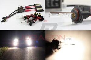 9006-Hb4-4300K-Blanco-OEM-155-Slim-Dc-Lastre-Hid-Kit-de-Conversion-Xenon