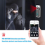 Smart-Wireless-Phone-Door-Bell-Camera-WiFi-Smart-Video-Intercom-Ring-Doorbell thumbnail 6