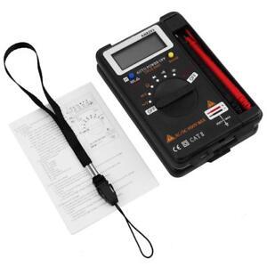LCD-Numerique-Auto-Multimetre-AC-DC-Voltmetre-Volt-Ohm-Metre-Tester-Capacimetre