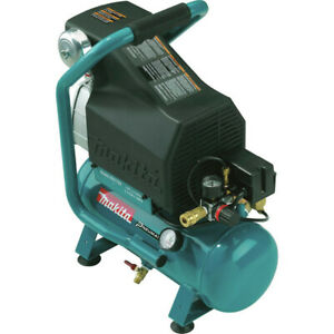 Makita-2-0-HP-2-6-Gallon-Oil-Lube-Air-Compressor-MAC700-Reconditioned