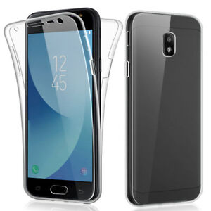 SDTEK-Samsung-Galaxy-J3-2017-Case-360-Full-Cover-Silicone-Front-Back