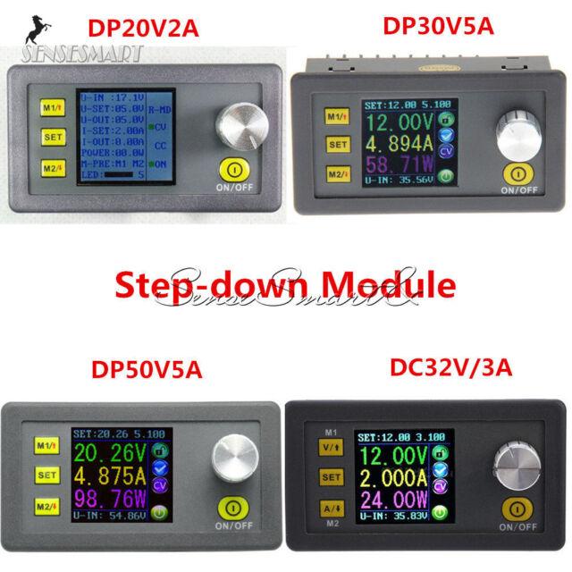 DP20V2A 30V5A 50V5A DPS3003 DC32V/3A Programmable Step-down Power Supply Module