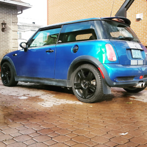 2006 Mini Cooper S Rallye Supercharged Special Edition