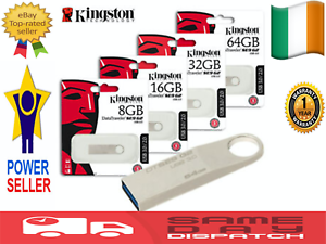 New-Kingston-DataTraveler-Generation-4-USB-2-Flash-Memory-Stick-8GB-16-32-64
