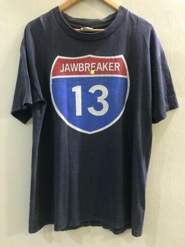 Vintage 90's JAWBREAKER U.S. Route 13 Punk Rock Co