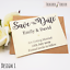 Personalised-Wedding-Save-the-Date-Cards-with-Envelopes-Magnetic thumbnail 4
