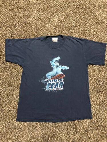Disney Expedition Everest Ride T Shirt Rare