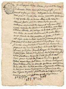 1792-manuscript-document-AMAZING-PRIMITIVE-signature-and-dark-INK