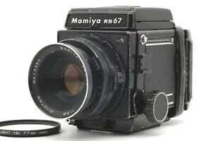 Eccellente-Mamiya-RB67-PRO-S-con-Sekor-127mm-F3-8-Lens-120-Film-Retro-dal-Giappone