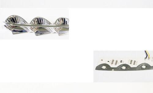 LED Day Light fog Lamp cover Assembly 2p 1Set For 08 09 10 11 12 Kia Forte