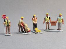 LIONEL LOADER UNLOADER PEOPLE PACK FIGURES O GAUGE resin worker dock 6-82872 NEW