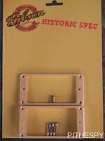 Gibson Historic Spec Cream Guitar Pickup Rings Les Paul Reissue R8 V R9 Creme