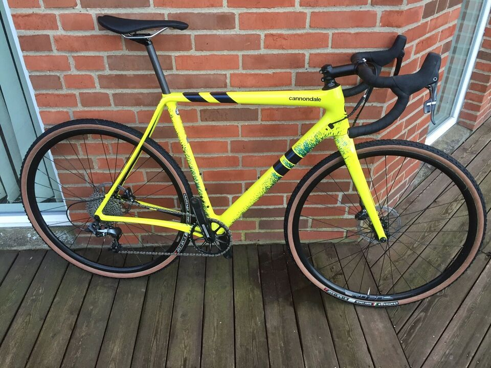 Herreracer, Cannondale SuperX Force 1, årg. 2020