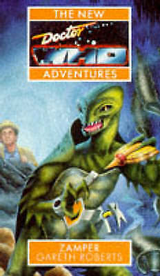 1 of 1 - The New Doctor Who Adventures: Zamper by Gareth Roberts (Paperback, 1995)