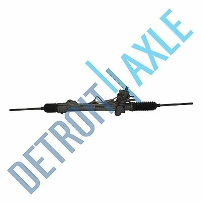 All 4 Inner /& Outer Tie Rod Ends for 1995 1996 1997 1998 1999 2000 2001 2002 2003 Ford Windstar Detroit Axle Complete Power Steering Rack /& Pinion Assembly