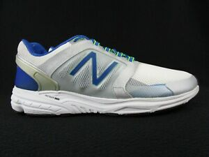 Running Shoes Sz 14 White Gray Blue