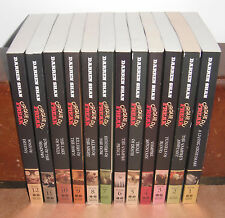 Cirque Du Freak Vol.1-12 Complete Set, Lot by Darren Shan NEW