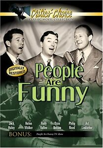People Are Funny (DVD, 2005)