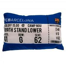 Official Football Team Gift  F.C. Barcelona Match Day Cushion