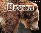 Brown by Daniel Nunn (Hardback, 2012)