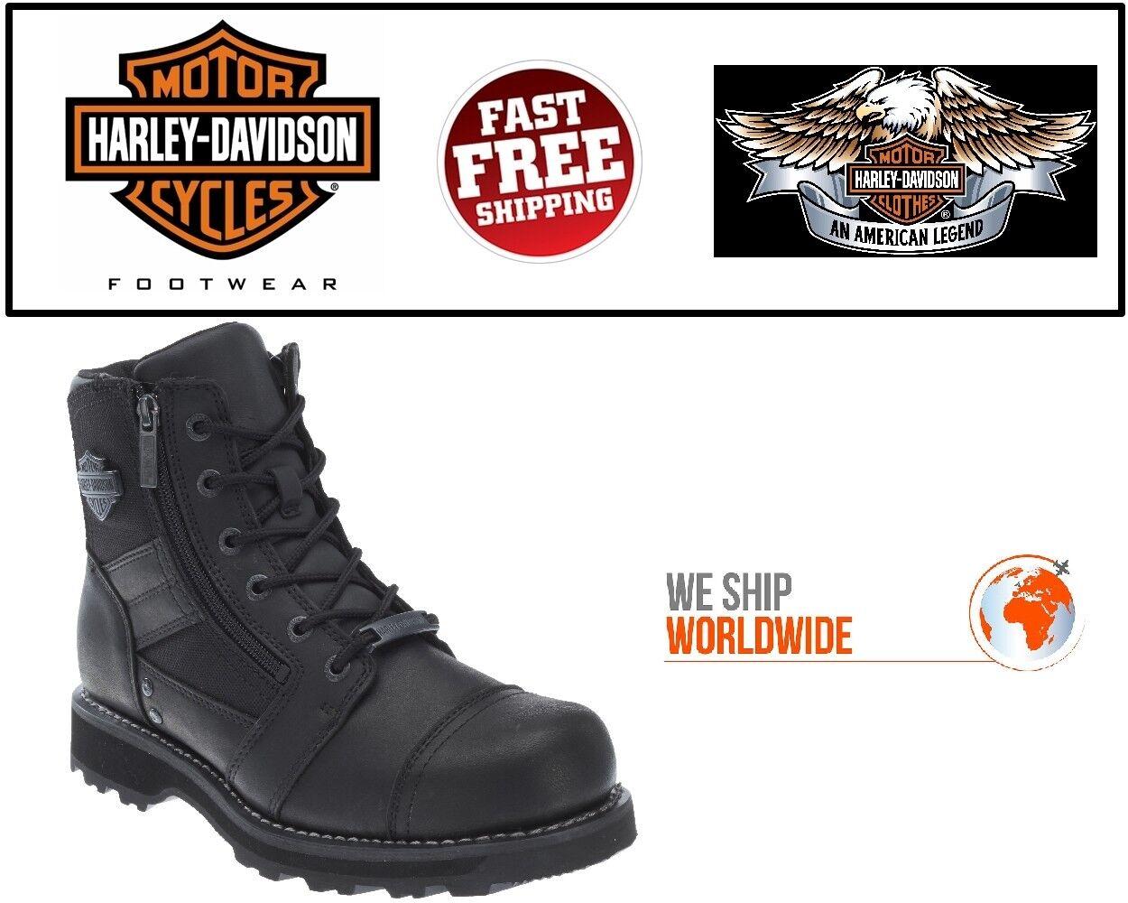 elige tu favorito Harley Davidson D93369 Hombre Cuero Moto