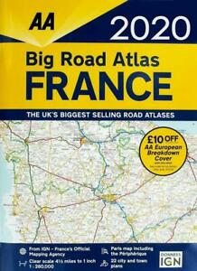 AA-France-Big-Road-Atlas-Map-2020-France-039-s-Clearest-Mapping-With-22-Town-Plans