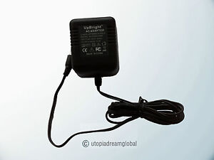 Ac 10v 1 2a Ac Adapter For X Rocker Xrocker Game Chair