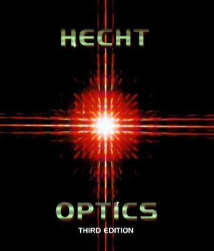 Optics, 3rd Edition by Eugene Hecht