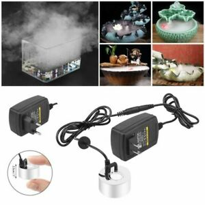 Ultrasonic-Mist-Maker-Fogger-Water-Fountain-Pond-Atomizer-Air-Humidifier-NO-LED