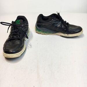 con hombre zapatillas deportivas verde o M Zapatillas 10 deportivas y Adidas cordones tama para Softcell negro Mega qw7awXZA
