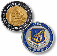 U.s. Air Force / Joint Base Pearl Harbor-hickam Usaf Challenge Coin