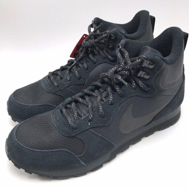 f660505f484b9 Nike MD Runner 2 MID Premium Men s Shoes Black Black-Anthracite 844864-004