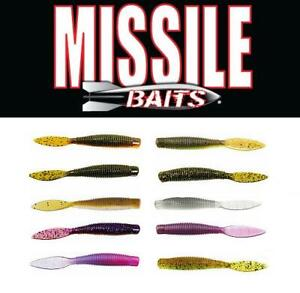 Choose Color NEW Missile Baits Ned Bombs for NED Rigs