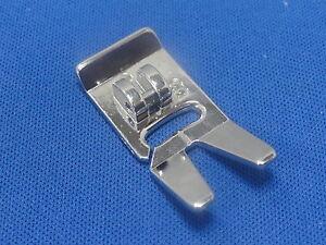 éNergique Large Fente à Clipper 6mm Zig Zag Pied Fonctionne Sur Singer Machines à Coudre