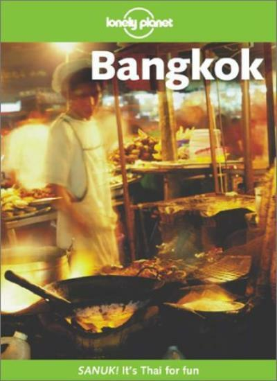 Bangkok (Lonely Planet Travel Guides),Joe Cummings