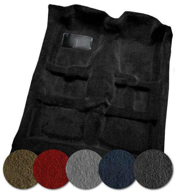 2002-2006 CHEVROLET AVALANCHE CREW CAB PICKUP CARPET - ANY COLOR