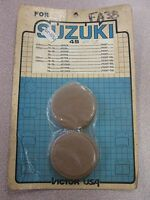 Suzuki Motorcycle Brake Pads Part Fa38 In Sealed Package Free Shipping Peg