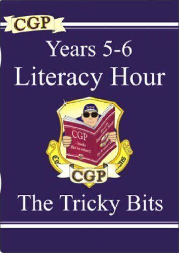 KS2 English Literacy Hour the Tricky Bits - Years 5-6 (KS2 stud .9781841461526